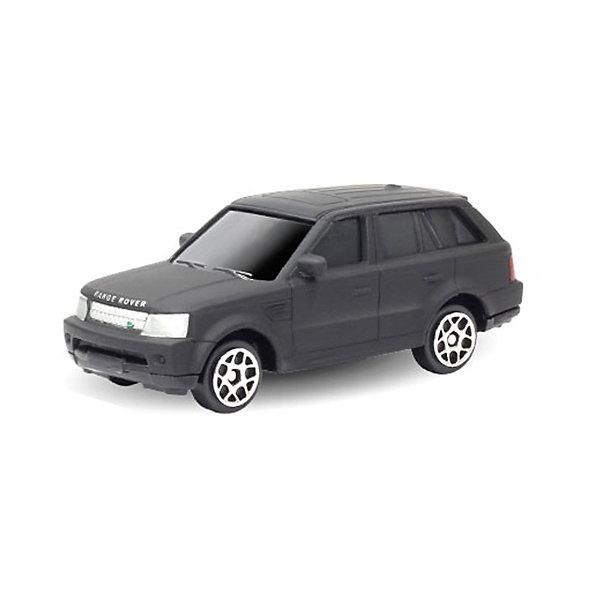 Коллекционная машинка Autotime Black Edition-3 Land Rover Range Rover SportМашинки<br>Характеристики:<br><br>• возраст: от 3 лет;<br>• тип игрушки: легковой транспорт;<br>• вес: 50 гр;<br>• цвет: серый матовый;<br>• материал: пластик, металл;<br>• размер: 9х4х4,2 см;<br>• страна бренда: США;<br>• страна производитель: Китай;<br>• тип упаковки: картон с блистерной вставкой;<br>• бренд: Autogrand.<br>Машина от бренда Autogrand «LAND ROVER RANGE ROVER SPORT Black Edition 3» это новое поколение машинок. Полная детализация и максимальная приближенность к оригинальной модели делают эту машинку коллекционной игрушкой.<br>Данная игрушка представляет собой уменьшенную копию автомобиля марки LAND ROVER. Автомобиль выполнен в сером матовом цвете, поэтому сразу же привлекает взгляд. Машина представляет собой полноценный джип. Игрушка высоко детализирована и тщательно продумана. Салон автомобиля хорошо просматривается. Благодаря наличию металлических элементов, машинка является более прочной и устойчивой к ударам. Машина оборудована инерционным механизмом, благодаря которому она может самостоятельно ездить по прямой траектории. Достаточно немного оттянуть автомобиль назад, а затем его отпустить. <br>Машинка сделана из безопасных материалов. Так же красители, которыми окрашены все части автомобиля являются гипоаллергенными и не навредят здоровью ребенка. Игрушка прошла все необходимые проверки и получили все сертификаты качества.<br>Машину от бренда Autogrand «LAND ROVER RANGE ROVER SPORT» можно купить в нашем интернет-магазине.<br><br>Ширина мм: 90<br>Глубина мм: 40<br>Высота мм: 42<br>Вес г: 50<br>Возраст от месяцев: 36<br>Возраст до месяцев: 2147483647<br>Пол: Мужской<br>Возраст: Детский<br>SKU: 7321074