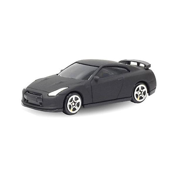 Коллекционная машинка Autotime Black Edition-3 Nissan GT-R R35Машинки<br>Характеристики:<br><br>• возраст: от 3 лет;<br>• тип игрушки: легковой транспорт;<br>• вес: 50 гр;<br>• масштаб: 1:64;<br>• цвет: серый матовый;<br>• материал: пластик, металл;<br>• размер: 9х4х4,2 см;<br>• страна бренда: США;<br>• страна производитель: Китай;<br>• тип упаковки: картон с блистерной вставкой;<br>• бренд: Autogrand.<br><br>Машина от бренда Autogrand «NISSAN GT-R (R35)» это новое поколение машинок. Полная детализация и максимальная приближенность к оригинальной модели делают эту машинку коллекционной игрушкой.<br><br>Данная игрушка представляет собой уменьшенную копию автомобиля марки LAND ROVER. Автомобиль выполнен в сером матовом цвете, поэтому сразу же привлекает взгляд. Машина представляет собой полноценный джип. Игрушка высоко детализирована и тщательно продумана.<br><br> Салон автомобиля хорошо просматривается. Благодаря наличию металлических элементов, машинка является более прочной и устойчивой к ударам. Машина оборудована инерционным механизмом, благодаря которому она может самостоятельно ездить по прямой траектории. Достаточно немного оттянуть автомобиль назад, а затем его отпустить. <br><br>Машинка сделана из безопасных материалов. Так же красители, которыми окрашены все части автомобиля являются гипоаллергенными и не навредят здоровью ребенка. Игрушка прошла все необходимые проверки и получили все сертификаты качества.<br><br>Машину от бренда Autogrand «NISSAN GT-R (R35)» можно купить в нашем интернет-магазине.<br>Ширина мм: 90; Глубина мм: 40; Высота мм: 42; Вес г: 50; Возраст от месяцев: 36; Возраст до месяцев: 2147483647; Пол: Мужской; Возраст: Детский; SKU: 7321075;