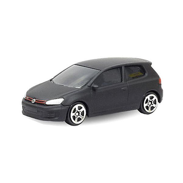Коллекционная машинка Autotime Black Edition-3 Volkswagen Golf GTIМашинки<br>Характеристики:<br><br>• возраст: от 3 лет;<br>• тип игрушки: легковой транспорт;<br>• вес: 50 гр;<br>• масштаб: 1:64;<br>• цвет: серый матовый;<br>• материал: пластик, металл;<br>• размер: 9х4х4,2 см;<br>• страна бренда: США;<br>• страна производитель: Китай;<br>• тип упаковки: картон с блистерной вставкой;<br>• бренд: Autogrand.<br><br>Машина от бренда Autogrand «VOLKSWAGEN GOLF GTI» это новое поколение машинок. Полная детализация и максимальная приближенность к оригинальной модели делают эту машинку коллекционной игрушкой.<br><br>Данная игрушка представляет собой уменьшенную копию автомобиля марки VOLKSWAGEN. Автомобиль выполнен в сером матовом цвете, поэтому сразу же привлекает взгляд. Машина представляет собой полноценный седан. Игрушка высоко детализирована и тщательно продумана. Салон автомобиля хорошо просматривается. Благодаря наличию металлических элементов, машинка является более прочной и устойчивой к ударам. Машина оборудована инерционным механизмом, благодаря которому она может самостоятельно ездить по прямой траектории. Достаточно немного оттянуть автомобиль назад, а затем его отпустить. <br><br>Машинка сделана из безопасных материалов. Так же красители, которыми окрашены все части автомобиля являются гипоаллергенными и не навредят здоровью ребенка. Игрушка прошла все необходимые проверки и получили все сертификаты качества.<br><br>Машину от бренда Autogrand «VOLKSWAGEN GOLF GTI» можно купить в нашем интернет-магазине.<br>Ширина мм: 90; Глубина мм: 40; Высота мм: 42; Вес г: 50; Возраст от месяцев: 36; Возраст до месяцев: 2147483647; Пол: Мужской; Возраст: Детский; SKU: 7321077;