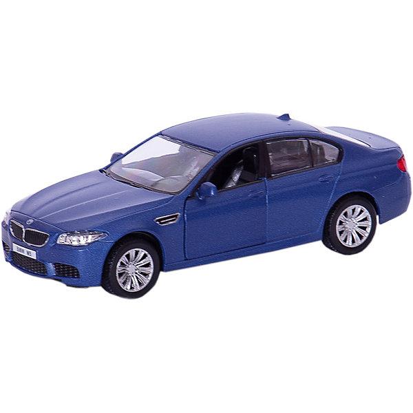 Металлическая машинка RMZ City BMW M5 1:32, голубой матовыйМашинки<br>Характеристики:<br><br>• возраст: от 3 лет;<br>• тип игрушки: легковой транспорт;<br>• вес: 180 гр;<br>• масштаб: 1:32;<br>• цвет: голубой;<br>• особенности: инерционная;<br>• материал: пластик, металл;<br>• размер: 16,5х7,5х7 см;<br>• тип упаковки: коробка с окошком;<br>• бренд: RMZ City<br><br>Машина металлическая RMZ City 1:32 BMW M5 станет отличным подарком для мальчиков от трех лет и старше. Такой набор включает в себя машинку цвета голубой металлик.  Упаковка сделана с окошком и подходит в качестве подарочной.<br><br>Особенность игрушки состоит в том, что машинка инерционная. Коллекционные машинки порадуют любителей автогонок, ведь из них можно собрать целый автопарк. Машина отлично развивает скорость на гладкой поверхности, если ее подтолкнуть, и в точности повторяет внешний вид настоящего автомобиля. <br><br>Машинка сделана из безопасных материалов. Так же красители, которыми окрашены все части автомобиля являются гипоаллергенными и не навредят здоровью ребенка. Игрушка прошла все необходимые проверки и получили все сертификаты качества.<br><br>Машину металлическую RMZ City 1:32 BMW M5   можно купить в нашем интернет-магазине.<br><br>Ширина мм: 165<br>Глубина мм: 75<br>Высота мм: 70<br>Вес г: 180<br>Возраст от месяцев: 36<br>Возраст до месяцев: 120<br>Пол: Мужской<br>Возраст: Детский<br>SKU: 7322647