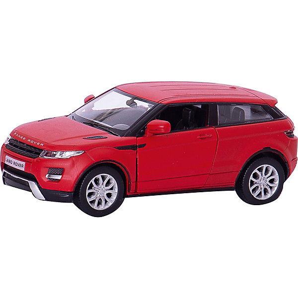 Металлическая машинка RMZ City Range Rover Evoque 1:32, красный матовыйМашинки<br>Характеристики:<br><br>• возраст: от 3 лет;<br>• тип игрушки: легковой транспорт;<br>• вес: 231 гр;<br>• масштаб: 1:32;<br>• цвет: красный;<br>• особенности: инерционная;<br>• материал: пластик, металл;<br>• размер: 16,5х7,5х7 см;<br>• тип упаковки: коробка с окошком;<br>• бренд: RMZ City<br><br>Машина металлическая RMZ City 1:32 Range Rover Evoque станет отличным подарком для мальчиков от трех лет и старше. Такой набор включает в себя машинку красного матового цвета.  Упаковка сделана с окошком и подходит в качестве подарочной.<br><br>Особенность игрушки состоит в том, что машинка инерционная. Коллекционные машинки порадуют любителей автогонок, ведь из них можно собрать целый автопарк. Машина отлично развивает скорость на гладкой поверхности, если ее подтолкнуть, и в точности повторяет внешний вид настоящего автомобиля. <br><br>Машинка сделана из безопасных материалов. Так же красители, которыми окрашены все части автомобиля являются гипоаллергенными и не навредят здоровью ребенка. Игрушка прошла все необходимые проверки и получили все сертификаты качества.<br><br>Машину металлическую RMZ City 1:32 Range Rover Evoque можно купить в нашем интернет-магазине.<br>Ширина мм: 165; Глубина мм: 75; Высота мм: 70; Вес г: 231; Возраст от месяцев: 36; Возраст до месяцев: 120; Пол: Мужской; Возраст: Детский; SKU: 7322651;