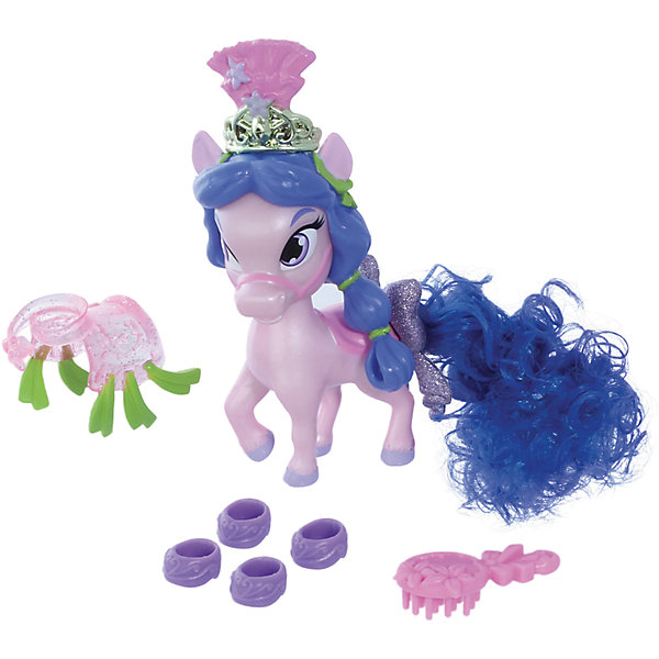 Игровой набор Blip Toys Королевские питомцы Пони Личи питомец МуланИгровые фигурки животных<br>Характеристики:<br><br>• возраст: от 3 лет;<br>• тип игрушки: мульт герои;<br>• комплект: пони, тиара, расческа, седло и башмачки (4 шт.);<br>• вес: 160 гр;<br>• размер: 15,2х5,7х18,4 см;<br>• материал: пластик, текстиль;<br>• тип упаковки: блистер;<br>• бренд: Blip Toys.<br><br>Пони из серии «Королевские питомцы» по имени Lychee, питомец Мулан от бренда Blip Toys станет отличным подарком для ребенка от трех лет и старше. Игрушка Lychee никого не оставит равнодушными. Игрушка сделана по подобию одной из героинь популярного детского мультфильма «Мулан».<br><br>У пони большие, добрые глаза, белый окрас и длинные грива и хвост, которые можно причесывать. Так же у нее в наборе есть расчески и башмачки. С такой игрушкой не захочется расставаться ни днем, ни ночью.<br><br>Игрушка изготовлена из качественных, нетоксичных материалов, абсолютно безопасных для здоровья малыша. Вместе с такой игрушкой у ребенка будет развиваться фантазия, аккуратность и чувство ответственности. <br><br>Пони из серии «Королевские питомцы» по имени Lychee, питомец Мулан от бренда Blip Toys можно купить в нашем интернет-магазине.<br>Ширина мм: 152; Глубина мм: 184; Высота мм: 57; Вес г: 160; Возраст от месяцев: 36; Возраст до месяцев: 120; Пол: Женский; Возраст: Детский; SKU: 7322672;