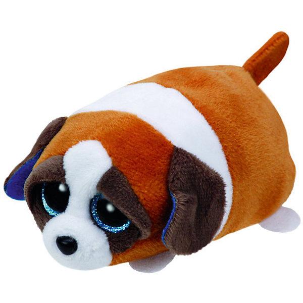 Мягкая игрушка Ty Inc Teeny Tys Собака Gypsy, 10 смСимвол 2018 года: Собака<br>Характеристики:<br><br>• возраст: от 3 лет;<br>• тип игрушки: мягкие игрушки;<br>• высота: 10 см;<br>• материал: плюш, наполнитель, пластик;<br>• тип упаковки: ярлык;<br>• бренд: Ty.<br><br>Щеночек по имени Gypsy из серии «Teeny Tys» от бренда Ty станет отличным подарком для ребенка от трех лет и старше. Это очаровательная и миниатюрная мягкая игрушка белого и коричневого цвета с большими добрыми глазками, маленькими лапками, забавными ушками и хвостиком. Щеночек по имени Gypsy сразу завоюет симпатию крохи, и они обязательно подружатся.<br><br>Собачка входит в серию игрушек «Teeny Tys», которая широко распространена по всему миру и хорошо известна благодаря запоминающимся большим глазам зверюшек, являющихся представителями данной коллекции, а также их небольшому размеру, позволяющему разместить игрушку на ладони одной руки.<br><br>Игрушка изготовлена из качественных, нетоксичных материалов, абсолютно безопасных для здоровья малыша. Вместе с такой игрушкой у ребенка будет развиваться фантазия, аккуратность и чувство ответственности. <br><br>Щеночка по имени Gypsy из серии «Teeny Tys» от бренда Ty можно купить в нашем интернет-магазине.<br><br>Ширина мм: 9999<br>Глубина мм: 9999<br>Высота мм: 9999<br>Вес г: 9999<br>Возраст от месяцев: 36<br>Возраст до месяцев: 120<br>Пол: Унисекс<br>Возраст: Детский<br>SKU: 7322683