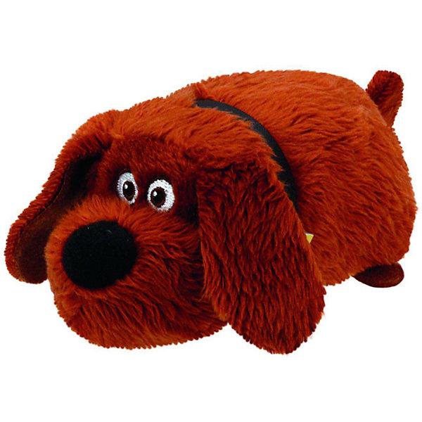 Мягкая игрушка Ty Inc Тайная жизнь домашних животных Дворняжка Дюк, 11 смСимвол 2018 года: Собака<br>Характеристики:<br><br>• возраст: от 3 лет;<br>• тип игрушки: мягкие игрушки;<br>• размер: 11х7х5 см;<br>• вес: 40 гр;<br>• материал: пластик, текстиль;<br>• тип упаковки: ярлык;<br>• бренд: Ty.<br><br>Дворняжка по имени Дюк из серии Teeny Tys герой м/ф «Тайная жизнь домашних животных» от бренда Ty станет отличным подарком для ребенка от трех лет и старше. Это очаровательная и миниатюрная мягкая игрушка коричневого цвета с большими добрыми глазками, маленькими лапками, забавными ушками и хвостиком. Собачка из популярного мультфильма сразу завоюет симпатию крохи, и они обязательно подружатся.<br><br>Собачка входит в серию игрушек «Teeny Tys», которая широко распространена по всему миру и хорошо известна благодаря запоминающимся большим глазам зверюшек, являющихся представителями данной коллекции, а также их небольшому размеру, позволяющему разместить игрушку на ладони одной руки.<br><br>Игрушка изготовлена из качественных, нетоксичных материалов, абсолютно безопасных для здоровья малыша. Вместе с такой игрушкой у ребенка будет развиваться фантазия, аккуратность и чувство ответственности. <br><br>Дворняжку по имени Дюк из серии Teeny Tys герой м/ф «Тайная жизнь домашних животных» от бренда Ty можно купить в нашем интернет-магазине.<br><br>Ширина мм: 70<br>Глубина мм: 50<br>Высота мм: 110<br>Вес г: 40<br>Возраст от месяцев: 36<br>Возраст до месяцев: 120<br>Пол: Унисекс<br>Возраст: Детский<br>SKU: 7322688