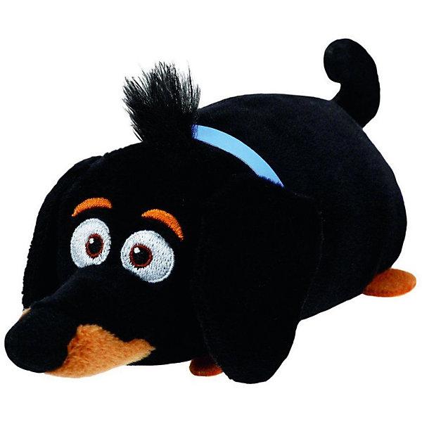 Мягкая игрушка Ty Inc Тайная жизнь домашних животных Такса Бадди, 11 смМягкие игрушки из мультфильмов<br>Характеристики:<br><br>• возраст: от 3 лет;<br>• тип игрушки: мягкие игрушки;<br>• размер: 11х7х5 см;<br>• вес: 40 гр;<br>• материал: пластик, текстиль;<br>• тип упаковки: ярлык;<br>• бренд: Ty.<br><br>Собачка породы такса по имени Бадди из серии Teeny Tys герой м/ф «Тайная жизнь домашних животных» от бренда Ty станет отличным подарком для ребенка от трех лет и старше. Это очаровательная и миниатюрная мягкая игрушка темно-коричневого цвета с большими добрыми глазками, маленькими лапками, забавными ушками и хвостиком. Собачка из популярного мультфильма сразу завоюет симпатию крохи, и они обязательно подружатся.<br><br>Собачка входит в серию игрушек «Teeny Tys», которая широко распространена по всему миру и хорошо известна благодаря запоминающимся большим глазам зверюшек, являющихся представителями данной коллекции, а также их небольшому размеру, позволяющему разместить игрушку на ладони одной руки.<br><br>Игрушка изготовлена из качественных, нетоксичных материалов, абсолютно безопасных для здоровья малыша. Вместе с такой игрушкой у ребенка будет развиваться фантазия, аккуратность и чувство ответственности. <br><br>Собачку породы такса по имени Бадди из серии Teeny Tys герой м/ф «Тайная жизнь домашних животных» от бренда Ty можно купить в нашем интернет-магазине.<br>Ширина мм: 70; Глубина мм: 50; Высота мм: 110; Вес г: 40; Возраст от месяцев: 36; Возраст до месяцев: 120; Пол: Унисекс; Возраст: Детский; SKU: 7322689;