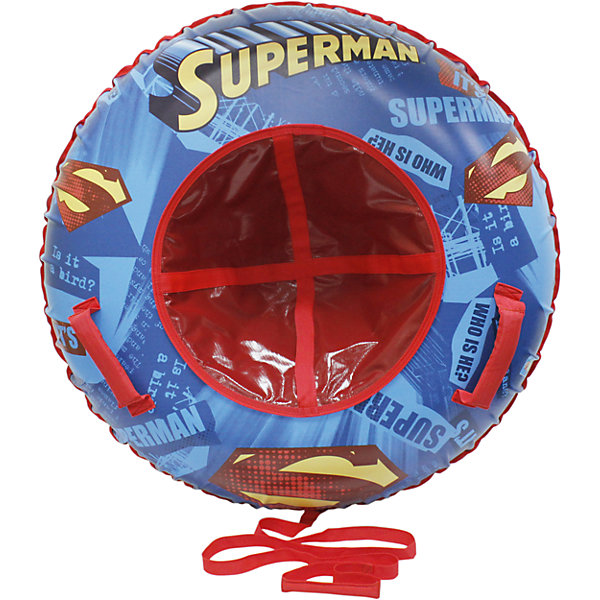 Тюбинг 1Toy Супермен, 100 смТюбинги<br>Характеристики:<br><br>• надувные сани для детей;<br>• особенности: тюбинг с двумя ручками;<br>• ручки пришиты к стропам;<br>• резиновая автокамера;<br>• идеальное скольжение;<br>• диаметр: 100 см;<br>• максимальная нагрузка: до 100 кг;<br>• имеется буксировочный трос;<br>• материал: глянцевый пвх 500 гр/кв.м;<br>• размер упаковки: 31,5х8,5х26 см;<br>• вес: 3,38 кг.<br><br>Прокатиться с горки на ватрушке – удовольствие и азарт в заснеженную пору. Тюбинг – это надувные сани с ручками. Ребенок садится на ватрушку как на санки, ручками держится за ручки тюбинга, мчится навстречу ветру и сугробам. Буксировочный трос позволяет вернуть тюбинг на исходную позицию на склоне, чтобы вновь скатиться вниз с радостным визгом. <br><br>Тюбинг 1toy WB «Супермен» 100см, цветн.кор. можно купить в нашем интернет-магазине.<br><br>Ширина мм: 315<br>Глубина мм: 85<br>Высота мм: 260<br>Вес г: 3386<br>Возраст от месяцев: 36<br>Возраст до месяцев: 2147483647<br>Пол: Мужской<br>Возраст: Детский<br>SKU: 7322758