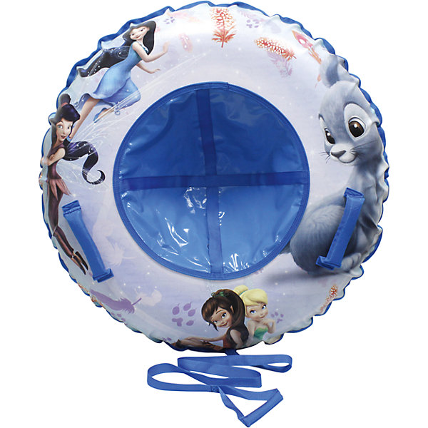 Тюбинг 1Toy Disney Феи, 100 смТюбинги<br>Характеристики:<br><br>• надувные сани для детей;<br>• особенности: тюбинг с двумя ручками;<br>• ручки пришиты к стропам;<br>• резиновая автокамера;<br>• идеальное скольжение;<br>• диаметр: 100 см;<br>• максимальная нагрузка: до 100 кг;<br>• имеется буксировочный трос;<br>• материал: глянцевый пвх 500 гр/кв.м;<br>• размер упаковки: 33х9х27 см;<br>• вес: 3,38 кг.<br><br>Прокатиться с горки на ватрушке – удовольствие и азарт в заснеженную пору. Тюбинг – это надувные сани с ручками. Ребенок садится на ватрушку как на санки, ручками держится за ручки тюбинга, мчится навстречу ветру и сугробам. Буксировочный трос позволяет вернуть тюбинг на исходную позицию на склоне, чтобы вновь скатиться вниз с радостным визгом. <br><br>Тюбинг Disney «Феи» 100см, цветн.кор. можно купить в нашем интернет-магазине.<br>Ширина мм: 330; Глубина мм: 90; Высота мм: 270; Вес г: 3386; Возраст от месяцев: 36; Возраст до месяцев: 2147483647; Пол: Женский; Возраст: Детский; SKU: 7322760;