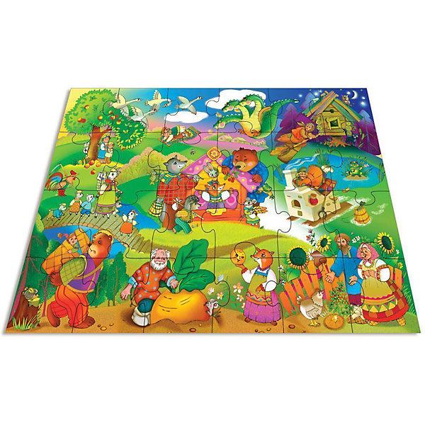 Мозаика для малышей.Страна сказокПазлы для малышей<br>Характеристики:<br><br>• тип игрушки: настольная игра;<br>• комплектация: 24 больших детали;                                                                <br>• возраст: от 3 лет;<br>• размер: 16,5x27,5х5 см;<br>• издатель: Дрофа;<br>• упаковка: картонная коробка;<br>• материал: картон.<br><br>Игра «Мозаика для малышей. Страна сказок» разработана для детей от 3 лет. Современные, яркие, оригинальные рисунки и крупные элементы мозаики обязательно привлекут внимание детей. Ребёнок научится складывать сюжетную картинку из нескольких частей и подбирать подходящие по форме недостающие фрагменты рисунка. <br><br>Игра развивает зрительное восприятие, логическое мышление и мелкую моторику. Картинку удобно собирать, сидя на полу или за столом. Большие фрагменты рассчитаны на малышей и не потеряются. Времяпрепровождение станет не только увлекательным, но и полезным. Серия игр включает в себя разные тематики, поэтому можно собрать коллекцию.<br><br>Игру «Мозаика для малышей. Страна сказок»  можно купить в нашем интернет-магазине.<br><br>Ширина мм: 265<br>Глубина мм: 275<br>Высота мм: 50<br>Вес г: 675<br>Возраст от месяцев: 36<br>Возраст до месяцев: 2147483647<br>Пол: Унисекс<br>Возраст: Детский<br>SKU: 7323632