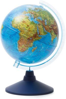 Globen Глобус Земли Физический 210Мм