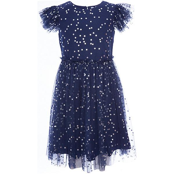 Купить Платье нарядное Bell Bimbo для девочки, Беларусь, синий, 134, 152, 146, 140, Женский