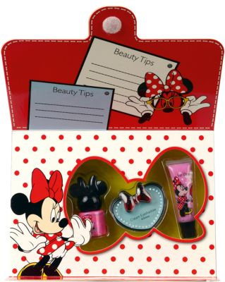Markwins Minnie Игровой набор детской декоративной косметики для лица и ногтей