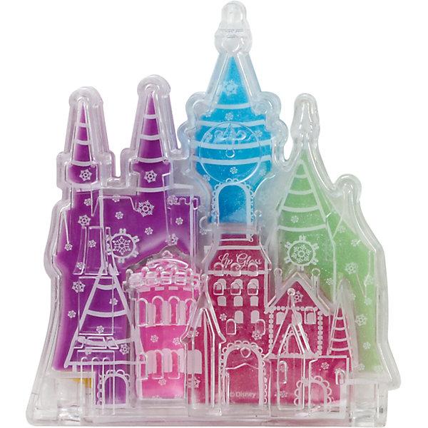 Princess Игровой набор детской декоративной косметики в замкеНаборы детской косметики<br>Характеристики:<br><br>• декоративная косметика для губ;<br>• косметика на водной основе;<br>• продукция не содержит парабенов, метилизотиазолинона и пальмового масла;<br>• косметика долго хранится, сохраняет свои первоначальные свойства;<br>• продукты гипоаллергенны, практически не вызывают аллергическую реакцию;<br>• рекомендация: перед применением косметики проверьте индивидуальную реакцию ребенка на продукцию Markwins;<br>• состав набора: палитра блесков для губ, 5 оттенков;<br>• размер упаковки: 9х10х2 см;<br>• вес: 72 г.<br><br>Салон красоты в домашних условиях – возможность преобразиться, создать новый образ, проявить женственность и чувство стиля. Набор декоративной косметики Markwins содержит в себе косметику для губ. <br><br>Princess Игровой набор детской декоративной косметики в замке можно купить в нашем интернет-магазине.<br>Ширина мм: 90; Глубина мм: 20; Высота мм: 100; Вес г: 72; Возраст от месяцев: 36; Возраст до месяцев: 2147483647; Пол: Женский; Возраст: Детский; SKU: 7329050;