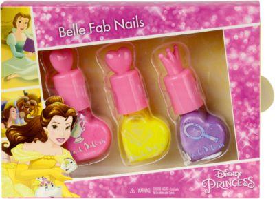 Markwins Princess Игровой набор детской декоративной косметики для ногтей