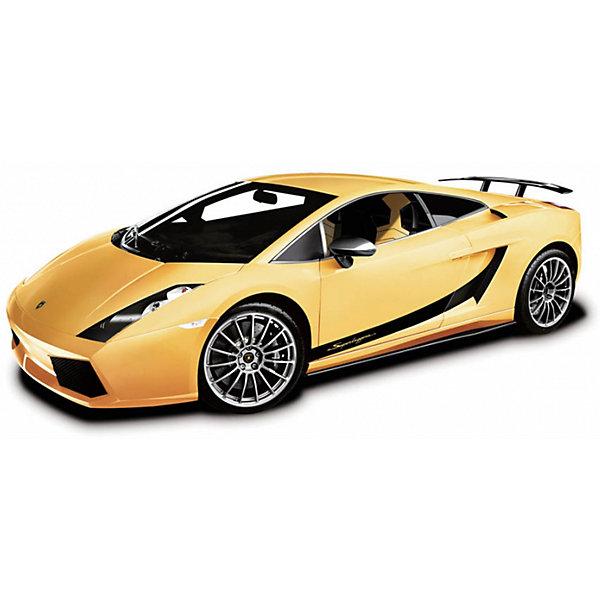 Радиоуправляемая машина Rastar Lamborghini 1:14, желтаяРадиоуправляемые машины<br>Характеристики:<br><br>• вес в упаковке: 1,160кг.;<br>• материал:металл, пластик;<br>• тип батарейки: 5хАА (в комплект не входят)<br>• размер упаковки: 43х22х17см.;<br>• размер машины: 31х15,6х7,6см.;<br>• упаковка: картонная коробка;<br>• для детей в возрасте: от 3 лет.;<br>• страна производитель:Китай.<br><br>Радиоуправляемый Ламборджини жёлтого цвета бренда «RASTAR» (Рестар) будет прекрасным подарком для маленьких мальчишек. Это точная копия настоящей машины сделанная в масштабе 1 к 14. Она создана из высококачественных, экологически чистых материалов, что очень важно для детских товаров.<br><br>  Модель приводится в движение с помощью пульта управления пистолетного типа, на котором находятся всего две кнопки, поэтому управлять машиной легко и просто. При движении вперёд или назад светятся фары. Игрушка рассчитана на двадцать пять минут непрерывной работы.<br><br>Ребёнок быстро научится управлять автомобилем применяя пульт управления, будет ловко объезжать различные препятствия. В компании с друзьями или родителями устраивать настоящие гонки. Играя дети развивают фантазию, быстроту реакции, координацию движений, глазомер.<br><br>Радиоуправляемый Ламборджини жёлтого цвета, можно купить в нашем интернет-магазине.<br><br>Ширина мм: 430<br>Глубина мм: 225<br>Высота мм: 175<br>Вес г: 1160<br>Возраст от месяцев: 36<br>Возраст до месяцев: 2147483647<br>Пол: Мужской<br>Возраст: Детский<br>SKU: 7330705