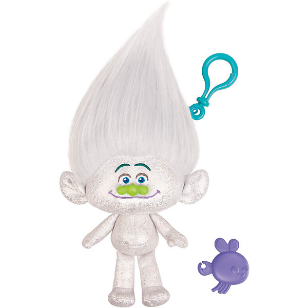 Мягкая игрушка-брелок Zuru Тролли Алмаз, 20 смМягкие игрушки из мультфильмов<br>Характеристики:<br><br>• Вес в упаковке: 200г.;<br>• Материал: текстиль;<br>• Упаковка: картон;<br>• размер упаковки:20х7х26см.;<br>• для детей в возрасте: от 3 лет.;<br>• страна производитель:Китай.<br><br>Мягкая игрушка Тролль, с расчёской и карабином, Guy Diamond (Гай Даймонд ) бренда «ZURU» (ЗУРУ) прекрасный подарок для маленьких мальчишек и девчонок. Это настоящий Тролль сделанный в форме брелока. Он создан из высококачественных, экологически чистых материалов, что очень важно для детских товаров.<br><br> Красивая яркая фигурка тролля является подобием персонажа из любимого мультика «Тролли». С любимыми героями, ребёнку играть будет намного веселее и интереснее. У игрушки есть красивые длинные волосы, ухаживать за которыми можно с помощью расчёски, находящейся в комплекте.<br><br>Алмаз станет прекрасным экспонатом для домашней коллекции фигурок, которые украсят интерьер детской комнаты. А с помощью карабинчика можно украсить свой рюкзачок или связку ключей.<br><br>Мягкая игрушка Тролль, с расчёской и карабином, Guy Diamond  (Гай Даймонд ), можно купить в нашем интернет-магазине.<br><br>Ширина мм: 200<br>Глубина мм: 70<br>Высота мм: 260<br>Вес г: 200<br>Возраст от месяцев: 36<br>Возраст до месяцев: 2147483647<br>Пол: Унисекс<br>Возраст: Детский<br>SKU: 7330708