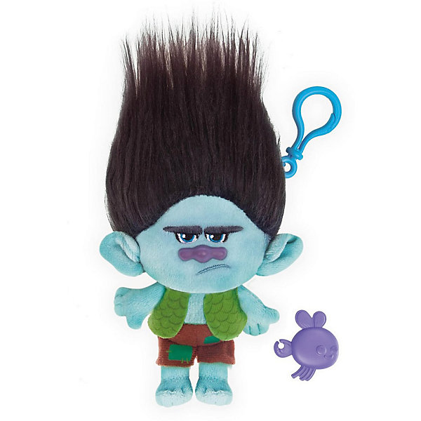 Мягкая игрушка-брелок Zuru Тролли Цветан, 20 смМягкие игрушки из мультфильмов<br>Характеристики:<br><br>• Вес в упаковке: 200г.;<br>• Материал: текстиль;<br>• Упаковка: картон;<br>• размер упаковки:20х7х26см.;<br>• для детей в возрасте: от 3 лет.;<br>• страна производитель: Китай.<br><br>Мягкая игрушка Тролль, с расчёской и карабином, Branch (Бренш)(злой) бренда «ZURU» (ЗУРУ) прекрасный подарок для маленьких мальчишек и девчонок. Это настоящий Тролль сделанный в форме брелока. Он создан из высококачественных, экологически чистых материалов, что очень важно для детских товаров.<br><br>Красивая яркая фигурка тролля является подобием персонажа из любимого мультика «Тролли». С любимыми героями, ребёнку играть будет намного веселее и интереснее. У игрушки есть красивые длинные волосы, ухаживать за которыми можно с помощью расчёски, находящейся в комплекте.<br><br>Цветан станет прекрасным экспонатом для домашней коллекции фигурок, которые украсят интерьер детской комнаты. А с помощью карабинчика можно украсить свой рюкзачок или связку ключей.<br><br>Мягкая игрушка Тролль, с расчёской и карабином, Branch (Бренш)(злой), можно купить в нашем интернет-магазине.<br><br>Ширина мм: 200<br>Глубина мм: 70<br>Высота мм: 260<br>Вес г: 200<br>Возраст от месяцев: 36<br>Возраст до месяцев: 2147483647<br>Пол: Унисекс<br>Возраст: Детский<br>SKU: 7330709