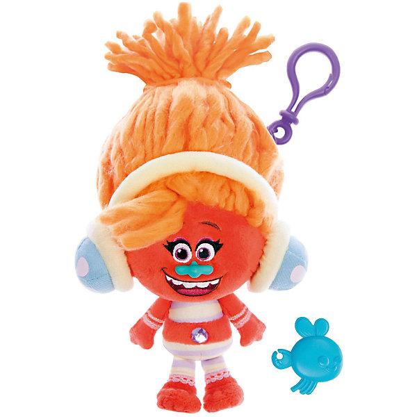 Мягкая игрушка-брелок Zuru Тролли Диджей Звуки, 20 смМягкие игрушки из мультфильмов<br>Характеристики:<br><br>• Вес в упаковке: 200г.;<br>• Материал: текстиль;<br>• Упаковка: картон;<br>• размер упаковки:20х7х26см.;<br>• для детей в возрасте: от 3 лет.;<br>• страна производитель:Китай.<br><br>Мягкая игрушка Тролль, с расчёской и карабином, DJ Suki (Диджи Зуки) бренда «ZURU» (ЗУРУ) прекрасный подарок для маленьких мальчишек и девчонок. Это настоящий Тролль сделанный в форме брелока. Он создан из высококачественных, экологически чистых материалов, что очень важно для детских товаров.<br><br> Красивая яркая фигурка тролля является подобием персонажа из любимого мультика «Тролли». С любимыми героями, ребёнку играть будет намного веселее и интереснее. У игрушки есть красивые длинные волосы, ухаживать за которыми можно с помощью расчёски, находящейся в комплекте.<br><br>Диджей Звуки станет прекрасным экспонатом для домашней коллекции фигурок, которые украсят интерьер детской комнаты. А с помощью карабинчика можно украсить свой рюкзачок или связку ключей.<br><br>Мягкая игрушка Тролль, с расчёской и карабином, DJ Suki (Диджи Зуки), можно купить в нашем интернет-магазине.<br><br>Ширина мм: 200<br>Глубина мм: 70<br>Высота мм: 260<br>Вес г: 200<br>Возраст от месяцев: 36<br>Возраст до месяцев: 2147483647<br>Пол: Унисекс<br>Возраст: Детский<br>SKU: 7330711
