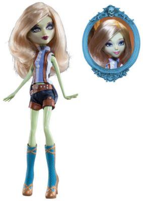 Кукла Playhut Mystixx Zombie Азра, 29 см