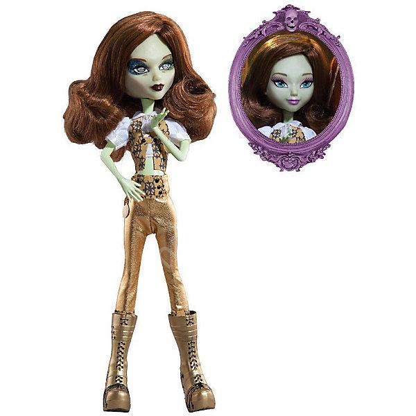 Кукла Playhut Mystixx Zombie Сива, 29 смКуклы<br>Характеристики товара:<br><br>• возраст: от 6 лет;<br>• материал: пластик, текстиль;<br>• в комплекте: кукла, парик, расческа;<br>• высота куклы: 29 см;<br>• размер упаковки: 33х30х8 см;<br>• вес упаковки: 833 гр.;<br>• страна производитель: Китай.<br><br>Кукла Мистикс зомби Сива выглядит как настоящий вампир. У нее бледно-голубая кожа, коричневые волосы, видны зубки вампира. Волосы можно расчесывать гребешком, который входит в комплект. Дополнительный парик позволит сменить образ куклы. Необычной особенностью куклы является ее возможность менять облик. Стоит только повернуть ее голову, как она тут же меняется в лице. Благодаря проволочному каркасу и резиновому телу кукла принимает различные позы. Выполнена из качественных безопасных материалов.<br><br>Куклу Мистикс зомби Сива можно приобрести в нашем интернет-магазине.<br>Ширина мм: 300; Глубина мм: 80; Высота мм: 330; Вес г: 833; Возраст от месяцев: 72; Возраст до месяцев: 120; Пол: Женский; Возраст: Детский; SKU: 7331977;