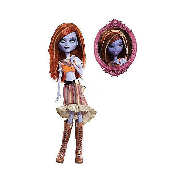 Кукла Playhut Mystixx Zombie Талин, 29 смКуклы<br>Характеристики товара:<br><br>• возраст: от 6 лет;<br>• материал: пластик, текстиль;<br>• в комплекте: кукла, парик, расческа;<br>• высота куклы: 29 см;<br>• размер упаковки: 33х30х8 см;<br>• вес упаковки: 833 гр.;<br>• страна производитель: Китай.<br><br>Кукла Мистикс зомби Талин выглядит как настоящий вампир. У нее бледно-фиолетовая кожа, коричневые волосы, видны зубки вампира. Волосы можно расчесывать гребешком, который входит в комплект. Дополнительный парик позволит сменить образ куклы. Необычной особенностью куклы является ее возможность менять облик. Стоит только повернуть ее голову, как она тут же меняется в лице. Благодаря проволочному каркасу и резиновому телу кукла принимает различные позы. Выполнена из качественных безопасных материалов.<br><br>Куклу Мистикс зомби Талин можно приобрести в нашем интернет-магазине.<br>Ширина мм: 300; Глубина мм: 80; Высота мм: 330; Вес г: 833; Возраст от месяцев: 72; Возраст до месяцев: 120; Пол: Женский; Возраст: Детский; SKU: 7331978;