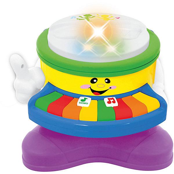 Развивающая игрушка Kiddieland Барабан-пианино