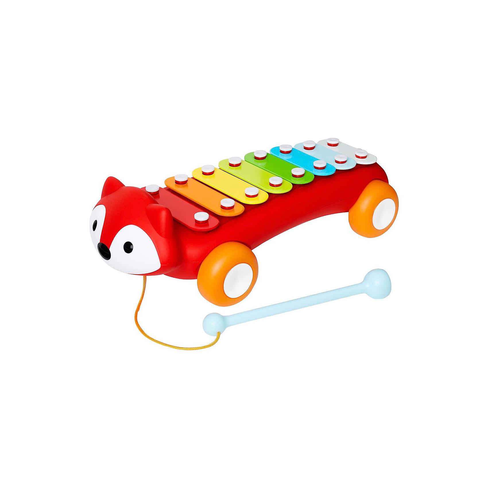 """Ксилофон-каталка Skip Hop """"Лиса"""" от myToys"""