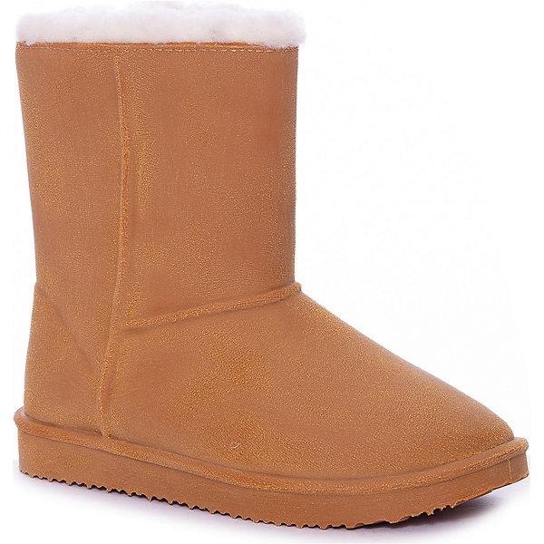 Угги SturmanСапоги<br>Характеристики товара:<br><br>• цвет: коричневый;<br>• внешний материал: 100% ПВХ (текстиль);<br>• внутренний материал: натуральная шерсть;<br>• стелька: натуральная шерсть;<br>• подошва: ПВХ;<br>• сезон: зима;<br>• температурный режим: от 0 до -20С;<br>• без застежки;<br>• высота подошвы: 1 см;<br>• непромокаемые;<br>• страна бренда: Россия;<br>• страна изготовитель: Румыния.<br><br>Зимние угги для девочки. Полностью герметичная цельнолитая модель, изготовленная из высококачественного цветного ПВХ, утепленная подкладкой из натуральной овечьей шерсти. Полная гарантия непромокаемости. Использование способа браширования поверхности обуви создает визуальную имитацию матовой натуральной замши различных цветов. Мягкая и плотная подкладка из натуральной шерсти создаст уют для ног ребенка в сырость и согреет в мороз.<br><br>Прочная, стойкая к истиранию, гибкая, облегченная подошва из высокотехнологичных полимеров гарантирует хорошую амортизацию и удобство при ходьбе, а рифленый протектор обеспечивает идеальное сцепление с поверхностью, предупреждая скольжение. Сапоги имеют жесткую форму и надежно фиксируют ногу, поддерживая стопу в правильном положении. Идеальная защита от холода, слякоти и химических реагентов.<br><br>Угги можно купить в нашем интернет-магазине.<br><br>Ширина мм: 257<br>Глубина мм: 180<br>Высота мм: 130<br>Вес г: 420<br>Цвет: желтый<br>Возраст от месяцев: 108<br>Возраст до месяцев: 120<br>Пол: Унисекс<br>Возраст: Детский<br>Размер: 36/37,32/33,34/35,37.5,37<br>SKU: 7332828
