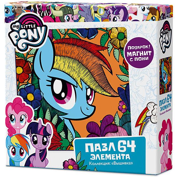 Пазл Origami My little pony 36 элементов + магнит Рейнбоу ДэшMy little Pony<br>Пазл на 64 элемента станет приятным сюрпризом для вашего ребенка! Собирание пазлов способствует развитию образного и логического мышления, а герои мальтфильма Мой маленький пони сделают процесс сборки веселым и увлекательным.<br><br>Ширина мм: 150<br>Глубина мм: 150<br>Высота мм: 45<br>Вес г: 130<br>Возраст от месяцев: 36<br>Возраст до месяцев: 2147483647<br>Пол: Унисекс<br>Возраст: Детский<br>SKU: 7335552