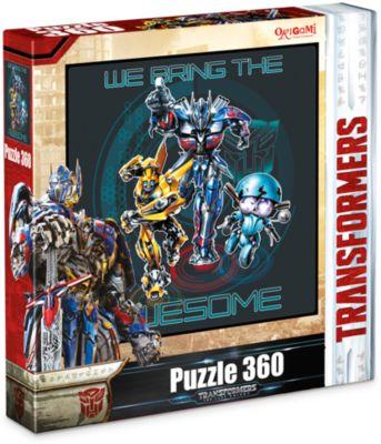 Пазл Origami Transformers С нами круче, 360 элементов фото-1