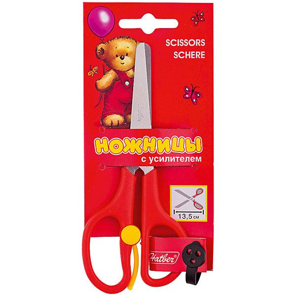 Ножницы детские Hatber Мишки 13,5см, европодвесШкольные аксессуары<br>Характеристики:<br><br>• вес в упаковке: 35г.;<br>• материал: нержавеющая сталь, пластик;<br>• упаковка: картонный подвес;<br>• размер: 13,5см.;<br>• для детей в возрасте: от 7 лет.;<br>• страна производитель: Китай.<br><br>Ножницы детские «Мишки», бренда «Hatber» (Хатбер) станет отличным приобретением для детишек младшего возраста. Это настоящие ножницы с удобным футляром,сохраняющим их от поломки. Они созданы из высококачественных, экологически чистых материалов.<br><br> Красивая форма не оставит равнодушным ни одного ребёнка и он с удовольствием будет выполнять, с помощью ножниц, различные задания. Они имеют оптимальную длину и закруглённые концы ле<br>звий, что очень важно для безопасности малыша. Использовать их можно для резки бумаги и тонкого картона.<br><br>Ножницы детские «Мишки», можно купить в нашем интернет-магазине.<br>Ширина мм: 150; Глубина мм: 70; Высота мм: 5; Вес г: 35; Возраст от месяцев: 72; Возраст до месяцев: 2147483647; Пол: Унисекс; Возраст: Детский; SKU: 7338170;
