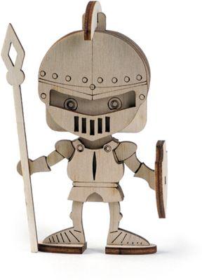 Сборная деревянная модель Lemmo Стражник , подвижная
