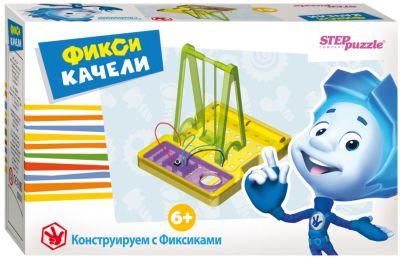 Степ Пазл Развивающая игра-конструктор Step Puzzle Фикси-качели