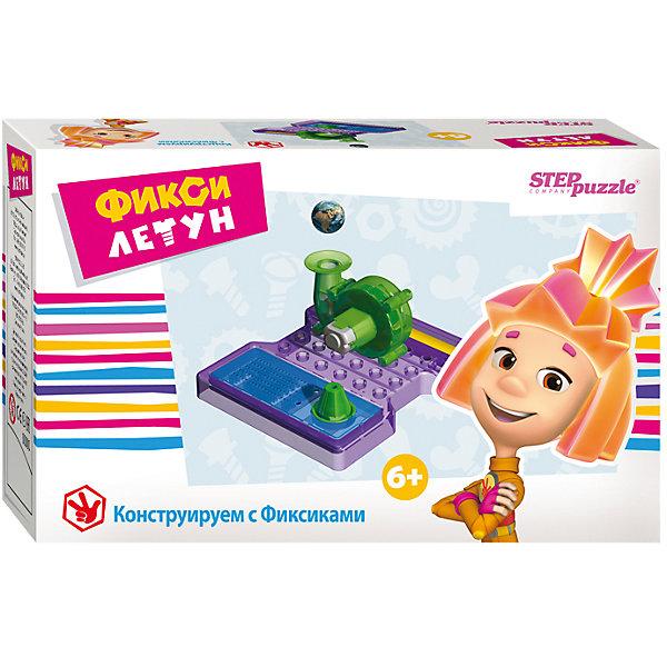 Развивающая игра-конструктор Step Puzzle Фикси-летун