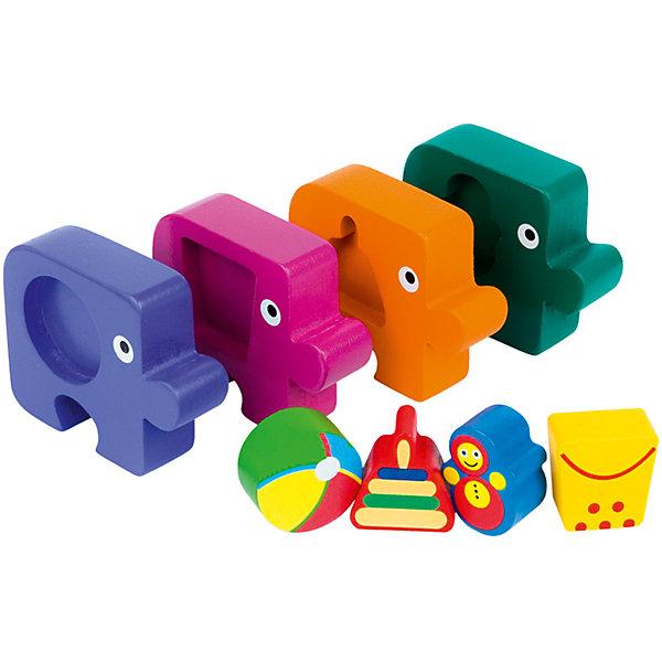 Купить Пазл-сортер Step Puzzle Baby Step Игрушки , Степ Пазл, Россия, Унисекс