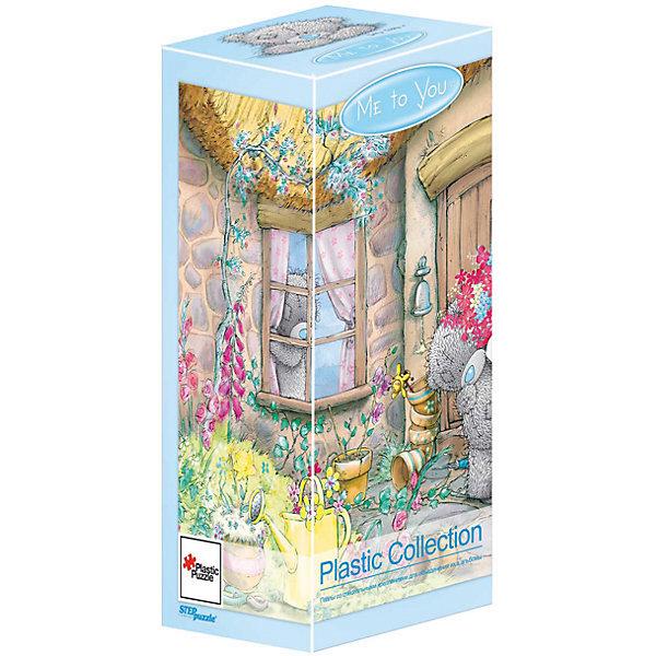 Пазл Step Puzzle Me to You, 500 элементовПазлы классические<br>Характеристики товара:<br><br>• возраст: от 7 лет;<br>• количество деталей: 500;<br>• размер собранной картины: 38х31 см.;<br>• материал: пластмасса;<br>• размер упаковки: 24x10x10 см.;<br>• упаковка: картонная каробка;<br>• бренд, страна производства: STEP puzzle, Россия.<br>                                                                                                                                                                                                                                                                                                                       <br>Пазл пластиковый «Me to You», состоящий из 500 элементов, придется по душе всей вашей семье. Собрав этот пазл, вы получите яркую, прочную картинку с изображением всеми любимых мишек Тедди.<br><br>В компллект входят специальные соединительные петли, что позволяет хранить собранные пазлы как альбом. Готовый пазл удобно использовать как коврик для мышки, подставку под холодные блюда и и просто как украшение интерьера.<br><br>Собирание пазлов это не только интересно, но и полезно: ведь в процессе создания картинки развивается мелкая моторика, тренируются наблюдательность и логическое мышление.<br><br>Пазл пластиковый «Me to You», 500 деталей можно купить в нашем интернет-магазине.<br>Ширина мм: 240; Глубина мм: 100; Высота мм: 100; Вес г: 480; Возраст от месяцев: 84; Возраст до месяцев: 2147483647; Пол: Унисекс; Возраст: Детский; SKU: 7338466;