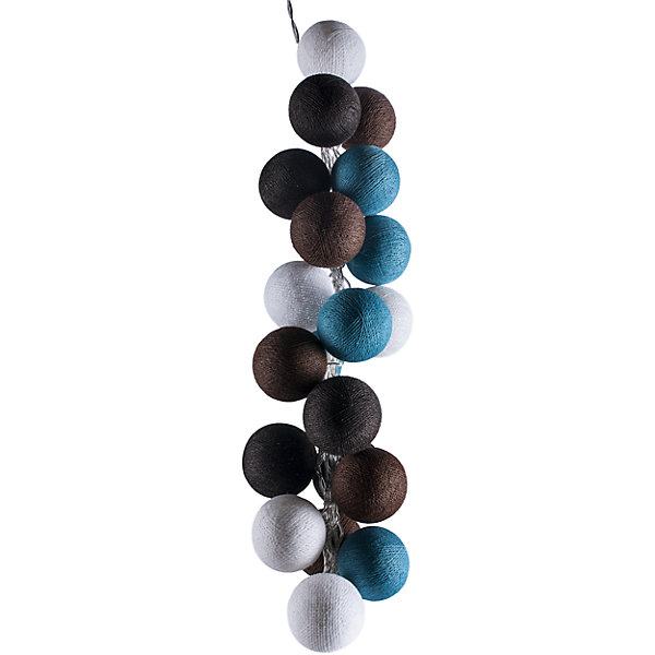 Гирлянда LED 1.5м Шоколад с мятой от батареекНовогодние электрогирлянды<br>Характеристики:<br><br>• возраст: от 3 лет;<br>• тип игрушки: гирлянда;<br>• цвет: коричневый, мятный;<br>• комплектация: батарейки входят в комплект;<br>• размер: 200х6х6 см;<br>• вес: 170 гр; <br>• общая длина гирлянды: 2 м;<br>• материал: пластик;<br>• бренд: Гирляндус.<br><br>Гирлянда LED 1.5 м «Шоколад с мятой»  представляет из себя изделие ручной работы необычных цветов, которое станет изысканным украшением к новогодним праздникам. Нежная гирлянда имеет длину от шарика до шарика 1,5 метра, а ее общая длина – 2 м. <br><br>Каждый шарик сделан вручную из ниток и клея, светится приятным мягким светом. Шарики  хрупкие, но даже если вы их помнёте, их всегда можно выправить. В гирлянде используются светодиодные лампочки. Качественный материал не оказывает вреда и проверен на безопасность.<br><br>В комплекте прилагается инструкция. Также в комплекте находятся батарейки. Гирлянда  от фирмы «Гирляндус» доступна для детей от трех лет и старше. Благодаря такой гирлянде можно создать праздничную атмосферу, красиво украсив дом.<br><br>Гирлянду LED 1.5 м «Шоколад с мятой» от батареек  можно купить в нашем интернет-магазине.<br>Ширина мм: 2000; Глубина мм: 60; Высота мм: 60; Вес г: 170; Возраст от месяцев: 36; Возраст до месяцев: 2147483647; Пол: Унисекс; Возраст: Детский; SKU: 7338682;