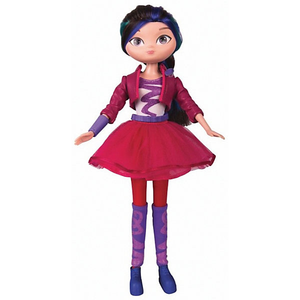 Кукла Сказочный патруль Casual Варя, 28 смКуклы<br>Характеристики:<br><br>• возраст: от 3 лет;<br>• тип игрушки: кукла;<br>• размер: 2,9х3,9х4,1 см;<br>• высота: 28 см;<br>• вес: 417 гр;<br>• материал: пластик, текстиль;<br>• бренд: Сказочный патруль.<br><br>Кукла Варя Сказочный патруль серия «Casual» станет лучшей подружкой для девочки от трех лет.  Кукла Варя – яркая представительница стихии Воздуха.  Она мозг любой операции. В ее силах вызвать мощный ураганный ветер, переместиться в пространстве или взлететь, как птица, над землей. <br><br>Красивая и непоколебимая, со стильной прической и естественным макияжем, она завораживает взгляды маленьких модниц. Кукла разработана на шарнирах, а ее высота достигает 28 см. Кроме красивого наряда, на кукле есть украшения. Стильная брюнетка с изумрудными и синими прядями в волосах покоряет девочек разного возраста своим fashion-нарядом. Пышная фатиновая красная юбка в тандеме с бордовой кожаной курткой создают образ немного дерзкой, но в то же время романтичной юной леди. Веселые лиловые гетры гармонично перекликаются с браслетом на руке и пояском на талии, выполненном в том же цвете. <br><br>Куклу Варю Сказочный патруль серия «Casual»  можно купить в нашем интернет-магазине.<br><br>Ширина мм: 29<br>Глубина мм: 39<br>Высота мм: 41<br>Вес г: 417<br>Возраст от месяцев: 36<br>Возраст до месяцев: 2147483647<br>Пол: Женский<br>Возраст: Детский<br>SKU: 7342314