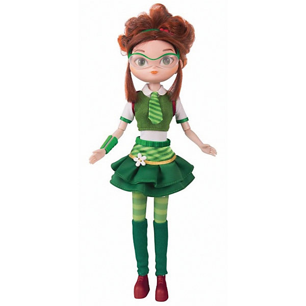 Кукла Сказочный патруль Casual Маша, 28 смКуклы<br>Характеристики:<br><br>• возраст: от 3 лет;<br>• тип игрушки: кукла;<br>• размер: 2,9х3,9х4,1 см;<br>• высота: 28 см;<br>• вес: 417 гр;<br>• материал: пластик, текстиль;<br>• бренд: Сказочный патруль.<br><br>Кукла Маша Сказочный патруль серия «Casual» станет лучшей подружкой для девочки от трех лет.  Кукла Маша – начитанная эрудированная героиня мультсериала «Сказочный патруль», которая разбирается если даже не во всем, то уж точно во многом.<br><br>Стильные очки в зеленой оправе только подчеркивают статус юной умной образованной леди. А эксклюзивный наряд, включающий в себя белую блузку с коротким рукавом, мягкую вязаную жилетку, веселую юбку солнце-клеш, полосатые колготки и высокие гетры, становится ярким примером того, что даже в повседневной жизни можно выглядеть стильно и оригинально.<br>Качественный крепкий пластик и гипоаллергенный текстиль, из которых изготовлена игрушка, прошли все необходимые тесты и исследования на безопасность для детей<br><br>Куклу Машу Сказочный патруль серия «Casual»  можно купить в нашем интернет-магазине.<br>Ширина мм: 29; Глубина мм: 39; Высота мм: 41; Вес г: 417; Возраст от месяцев: 36; Возраст до месяцев: 2147483647; Пол: Женский; Возраст: Детский; SKU: 7342315;