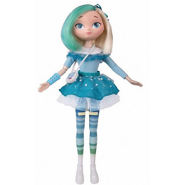 Кукла Сказочный патруль Casual Снежка, 28 смКуклы<br>Характеристики:<br><br>• возраст: от 3 лет;<br>• тип игрушки: кукла;<br>• размер: 2,9х3,9х4,1 см;<br>• высота: 28 см;<br>• вес: 417 гр;<br>• материал: пластик, текстиль;<br>• бренд: Сказочный патруль.<br><br>Кукла Снежка Сказочный патруль серия «Casual» станет лучшей подружкой для девочки от трех лет.   Кукла входит в серию из нескольких персонажей и является повелительницей Воды. Большие небесного цвета глаза покоряют своей глубиной и чистотой. Оригинальное платье в светлых голубых тонах с романтическим горошком на мелкой сетке выгодно подчеркивает красоту глаз и делает образ безукоризненным и совершенным.<br><br>Нежная, заботливая, отзывчивая Снежка не оставит равнодушным ни одного ребенка. Играя с ней, можно научиться человечности и любви к окружающим. Качественный крепкий пластик и гипоаллергенный текстиль, из которых изготовлена игрушка, прошли все необходимые тесты и исследования на безопасность для детей.<br><br>Куклу Снежку Сказочный патруль серия «Casual»  можно купить в нашем интернет-магазине.<br>Ширина мм: 29; Глубина мм: 39; Высота мм: 41; Вес г: 417; Цвет: голубой; Возраст от месяцев: 36; Возраст до месяцев: 2147483647; Пол: Женский; Возраст: Детский; SKU: 7342316;