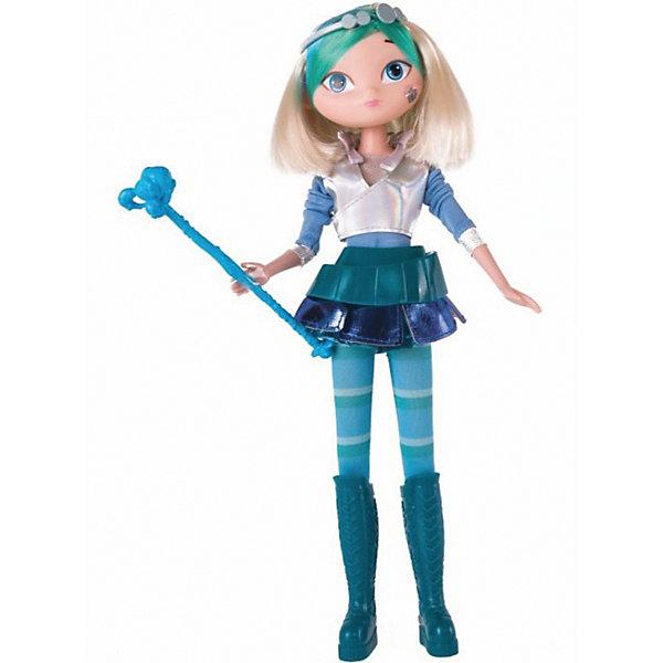 Кукла Сказочный патруль Magic Снежка, 28 смКуклы<br>Характеристики:<br><br>• возраст: от 3 лет;<br>• тип игрушки: кукла;<br>• размер: 3,4х3,4х3,9 см;<br>• высота: 28 см;<br>• вес: 417 гр;<br>• материал: пластик, текстиль;<br>• бренд: Сказочный патруль.<br><br>Кукла Снежка Сказочный патруль серия «Magic» станет лучшей подружкой для девочки от трех лет.  Девочка-загадка Снежка – повелительница стихии Воды. С помощью волшебного посоха может замораживать реки и устраивать бураны. Наколдовать град размером с куриное яйцо для нее не проблема. В мгновение ока ей под силу соорудить самые невообразимые ледовые конструкции. <br><br>Кукла непременно привлечет внимание своей необычной внешностью. Стильный стальной топ, блестящая синяя юбка, цветные колготки и высокие сапожки – писк моды в мультяшном мире. Качественный крепкий пластик и гипоаллергенный текстиль, из которых изготовлена игрушка, прошли все необходимые тесты и исследования на безопасность для детей.<br><br>Куклу Снежку Сказочный патруль серия «Magic»  можно купить в нашем интернет-магазине.<br>Ширина мм: 34; Глубина мм: 34; Высота мм: 39; Вес г: 417; Цвет: голубой; Возраст от месяцев: 36; Возраст до месяцев: 2147483647; Пол: Женский; Возраст: Детский; SKU: 7342320;