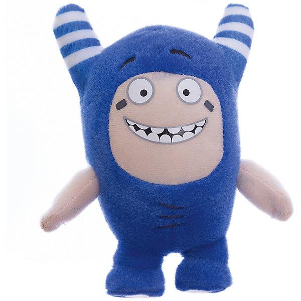Мягкая игрушка Oddbods Пого, 12 смМягкие игрушки из мультфильмов<br>Фигурка плюшевая Oddbods, 12см Плюшевая фигурка Oddbods представлена в виде одного из персонажей популярного мультфильма с аналогичным названием. Для поклонников мультфильма, русскоязычное название которого - Чуддики, это отличная возможность в живую поиграть со своим любимым персонажем. Собрав несколько фигурок из данной коллекции, ребята смогут разыгрывать увлекательные сюжеты и сцены из мультфильма.<br>Ширина мм: 120; Глубина мм: 85; Высота мм: 80; Вес г: 0; Возраст от месяцев: 36; Возраст до месяцев: 120; Пол: Унисекс; Возраст: Детский; SKU: 7343079;