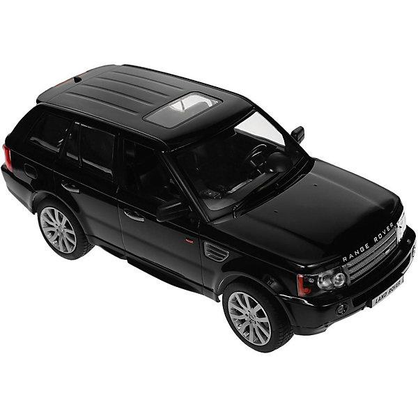 Радиоуправляемая машинка Rastar Range Rover Sport 1:14, чернаяРадиоуправляемые машины<br>Радиоуправляемая машинка Rastar Range Rover Sport, 1:14, черная<br><br>Ширина мм: 455<br>Глубина мм: 215<br>Высота мм: 195<br>Вес г: 1430<br>Возраст от месяцев: 36<br>Возраст до месяцев: 180<br>Пол: Мужской<br>Возраст: Детский<br>SKU: 7345273