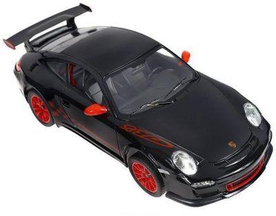 Радиоуправляемая машинка Rastar Porsche GT3 RS 1:14, черная