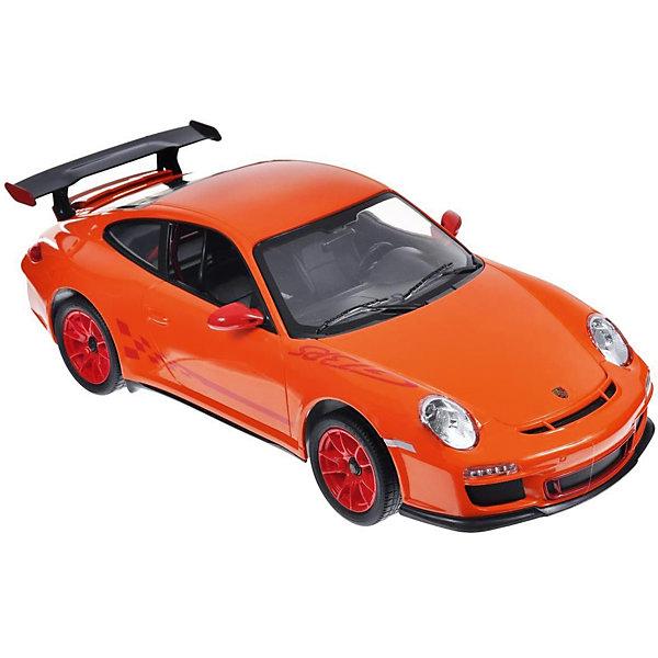 Радиоуправляемая машинка Rastar Porsche GT3 RS 1:14, оранжеваяРадиоуправляемые машины<br>Радиоуправляемая машинка Rastar Porsche GT3 RS , 1:14 оранжевая<br><br>Ширина мм: 430<br>Глубина мм: 22<br>Высота мм: 175<br>Вес г: 1023<br>Возраст от месяцев: 36<br>Возраст до месяцев: 180<br>Пол: Мужской<br>Возраст: Детский<br>SKU: 7345283