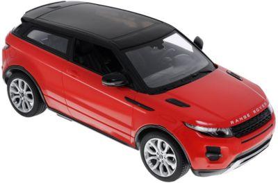 Радиоуправляемая Машинка Rastar Range Rover Evoque 1:14, Красная