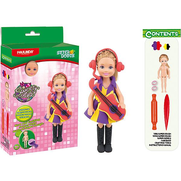 Купить Масса для лепки Paulinda Создай свой стиль: Наряд для куклы , Рок-звезда, Китай, Женский