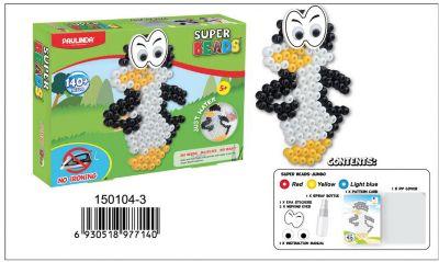 Мозаика Paulinda Super Beads Пингвин