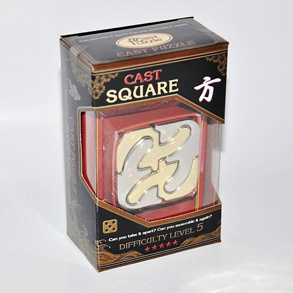 Головоломка КареКлассические головоломки<br>Японская авторская головоломка Cast Puzzle Square состоит из 4 элементов, которые складываются в квадрат. Вы сможете его разобрать? У этих элементов есть свой секрет: каждый раз, когда их положение при воссоздании первоначальной фигуры изменяется, меняется и решение головоломки. Вы готовы испытать свое пространственное воображение и раскрыть все тайны этого квадрата? Серия: Ориентация. Автор идеи: Timonen, Финляндия. Задание: Необходимо разделить головоломку на части и затем собрать ее снова.<br><br>Ширина мм: 75<br>Глубина мм: 45<br>Высота мм: 120<br>Вес г: 228<br>Возраст от месяцев: 96<br>Возраст до месяцев: 2147483647<br>Пол: Унисекс<br>Возраст: Детский<br>SKU: 7363336