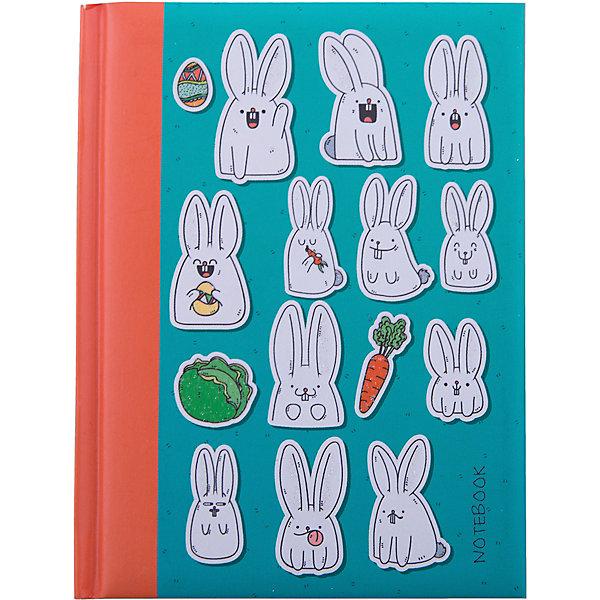 Белые кролики А6, 80 л.Бумажная продукция<br>Характеристики:<br><br>• возраст: от 7 лет<br>• формат: А6 (11х14,5 см.)<br>• количество листов: 80<br>• тип обложки: 7Бц - картонный переплет с поролоном<br>• отделка обложки: матовая ламинация, выборочный лак, перламутровые блестки<br>• внутренний блок: бумага офсет плотностью 70 г/м2, цветная<br>• линовка: линия<br>• крепление: сшивка<br><br>Книгу для записей «Белые кролики» можно использовать в качестве ежедневника, блокнота для рисования или записи важных событий.<br><br>Твердая обложка из плотного картона с поролоновой прокладкой сохранит книгу для записей в аккуратном состоянии на протяжении всего времени использования. Внутренний блок — бумага цветная офсетная. Блок сшитый.<br><br>Книгу для записей «Белые кролики» А6, 80 л. можно купить в нашем интернет-магазине.<br>Ширина мм: 147; Глубина мм: 11; Высота мм: 110; Вес г: 141; Возраст от месяцев: 84; Возраст до месяцев: 2147483647; Пол: Унисекс; Возраст: Детский; SKU: 7373845;