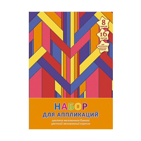 Разноцветные линии 16 лБумажная продукция<br>Характеристики:<br><br>• возраст: от 7 лет<br>• в наборе: 8 листов мелованного картона, 8 листов мелованной бумаги<br>• количество цветов: 8<br>• размер: 20х28 см.<br>• упаковка: папка из мелованного картона<br><br>Набор цветного картона и бумаги «Разноцветные линии» - это отличный материал для детского творчества, поделок и аппликаций. В комплект входят восемь листов цветного мелованного картона и восемь листов цветной мелованной бумаги. Общее количество цветов – восемь. Листы упакованы в картонную папку.<br><br>Цветной картон и бумагу «Разноцветные линии» 16 л можно купить в нашем интернет-магазине.<br>Ширина мм: 280; Глубина мм: 4; Высота мм: 200; Вес г: 168; Возраст от месяцев: 84; Возраст до месяцев: 2147483647; Пол: Унисекс; Возраст: Детский; SKU: 7373850;